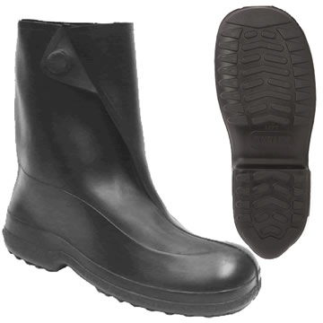 Men's 10 in. Tingley Rubber Overshoe Boot