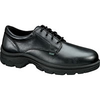 Men's Thorogood Softstreets Plain Toe Postal Certified Oxfor