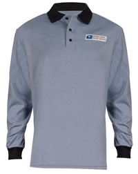 Ladies' Elbeco USPS Retail Clerk Postal Uniform Long Sleeve