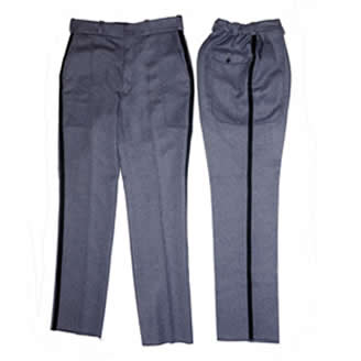 Elbeco - Mens Trousers - Winter Weight with Reinforced Hip P